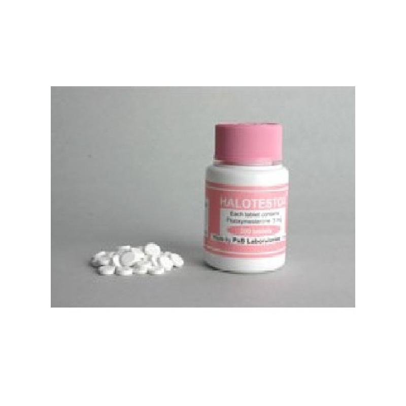 Halotestin 10 mg 30 tabs fluoxymesterone / Prolixin decanoate