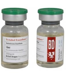 Testosterona enantato | Testabol Enanthate | British Dragon