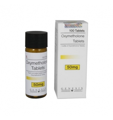Oxymetholone | Tabletas Oxymetholone | Genesis