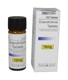 La oxandrolona | Oxandrolone | Genesis