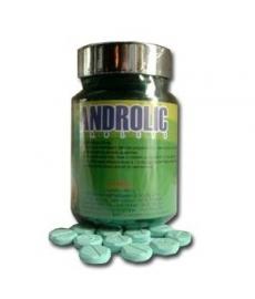 Oxymetholone | Androlic | British Dispensary