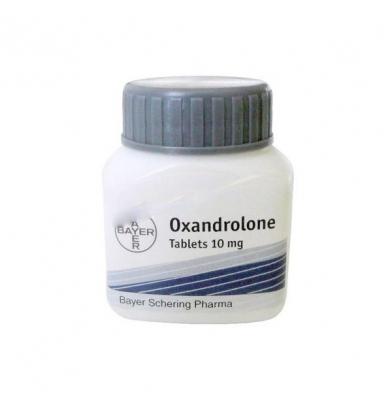 La oxandrolona | Oxandrolone | Bayer