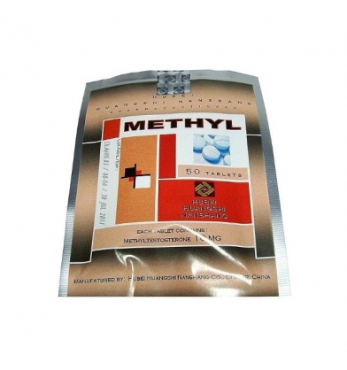 Metiltestosterona | Methyl | Hubei