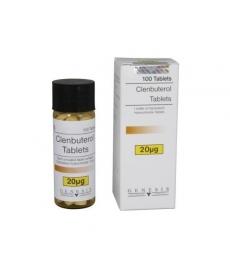 Clenbuterol hydrochloride | Clenbuterol | Genesis