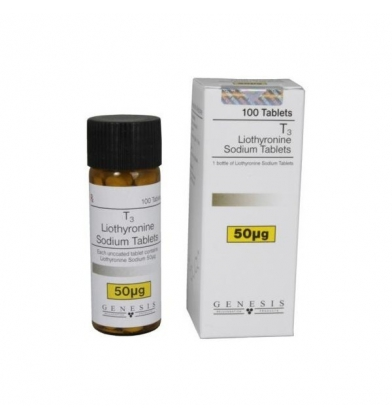 T3   Liothyronine sodium   Genesis