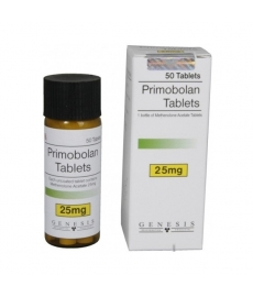 Methenolone acetate | Primobolan | Genesis