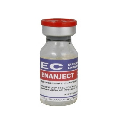 Testosterona enantato | EnanJect | Eurochem Labs