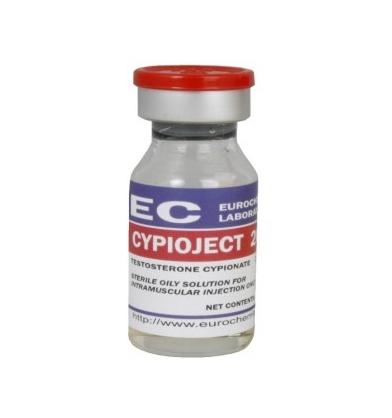 Testosterona cipionato | CypioJect | Eurochem Labs