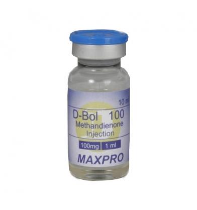 Methandienone | D - Bol 100 | Max Pro
