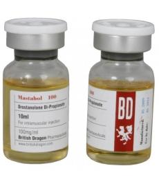 Drostanolone | Mastabol 100 | British Dragon