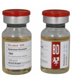 Nandrolona Decanoato | Decabol 250 | British Dragon