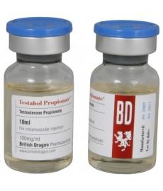 Testosterona Propionato | Testabol Propionate | British Dragon
