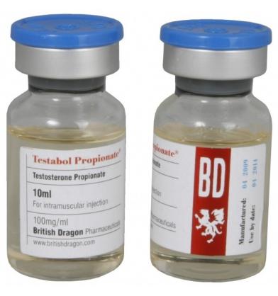 Testosterona Propionato   Testabol Propionate   British Dragon