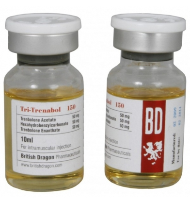 Trenbolone Mix | Tri-Trenabol | British Dragon