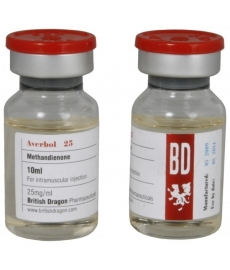 Methandienone | Averbol 25 | British Dragon
