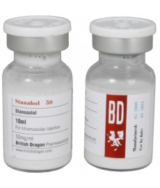 Estanozolol | Stanabol 50 | British Dragon