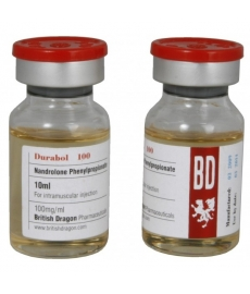 Nandrolona phenylpropionate | Durabol 100 | British Dragon