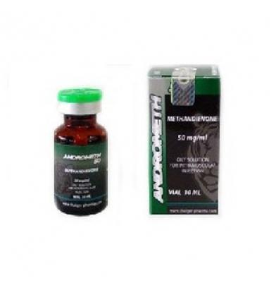 Methandienone | Andrometh 50 | Thaiger Pharma