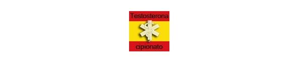 Testosterona cipionato