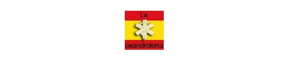 La oxandrolona